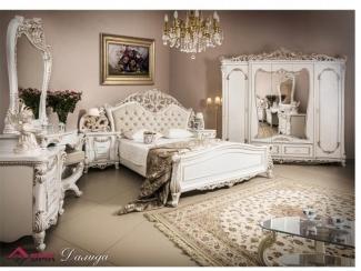 Спальный гарнитур Далида - Мебельная фабрика «Буденновская мебельная компания»