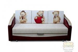 Диван Грация-2 - Мебельная фабрика «Престиж мебель»