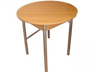 Стол овальный складной 900Х500 - Мебельная фабрика «Кузьминки-мебель»