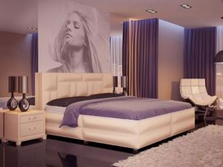 Кровать Фортуна - Мебельная фабрика «Angelo Astori»