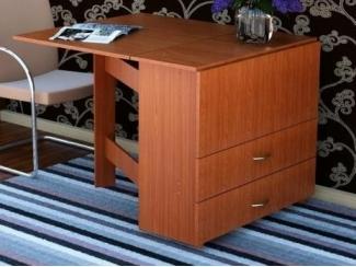 Стол тумба с комодными ящиками - Мебельная фабрика «Лига Плюс»