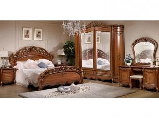 Спальный гарнитур «Аллегро Д1» - Мебельная фабрика «Слониммебель»