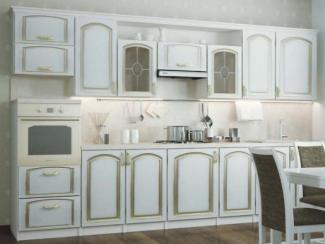 Кухонный гарнитур прямой Стелла
