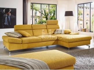 Горчичный диван Спирит - Импортёр мебели «MÖBEL MODERN», г. Москва