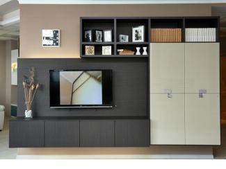 Гостиная стенка 030 - Мебельная фабрика «Mr.Doors»