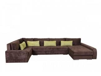 П-образный диван Ницца 01 - Мебельная фабрика «DiVan», г. Санкт-Петербург