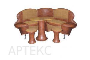 Кухонный уголок Фокус-1 - Мебельная фабрика «Артекс»
