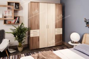 Шкаф Престиж 3 - Мебельная фабрика «Контур»