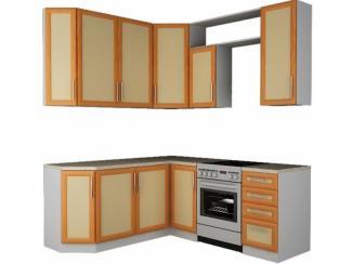 Кухонный гарнитур угловой Вера 6 - Мебельная фабрика «Командор»