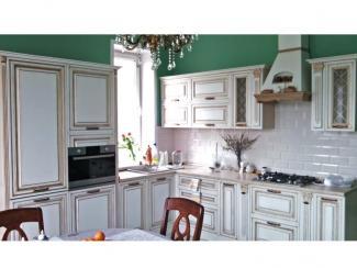 Кухонный гарнитур Патина - Мебельная фабрика «Нильс»