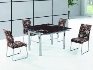 Стол обеденный TB-017/8 - Импортёр мебели «Мебель Глобал (Малайзия, Китай, Тайвань)», г. Краснодар