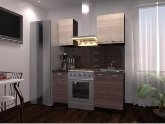 Кухня  прямая Ясень Шимо - Мебельная фабрика «Эстель»