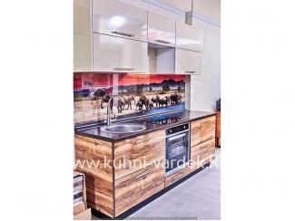 Кухонный гарнитур прямой Jungle - Мебельная фабрика «Кухни Вардек»