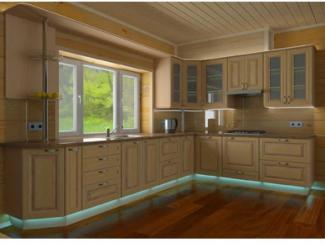 Кухня угловая Кантри 7