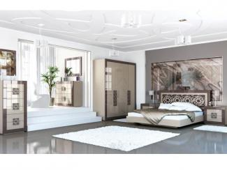 Спальный гарнитур Эллипс - Мебельная фабрика «Мебель-Неман»