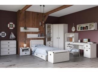 Спальня Магеллан MAGELLAN - Мебельная фабрика «Анрекс», г. Балабаново