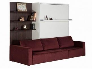 мебель-трансформер Smart ПЛ КД: диван-кровать-шкаф - Мебельная фабрика «Новый век», г. Березовский