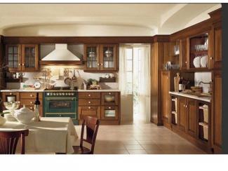 Кухонный гарнитур угловой Савона - Мебельная фабрика «Московский мебельный альянс»