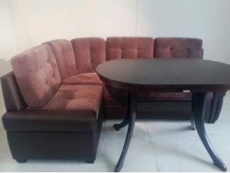 Кухонный уголок со столом - Мебельная фабрика «Лидер»