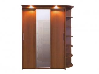 Шкаф-купе угловым модулем - Мебельная фабрика «Атаир-Мебель»