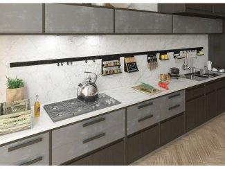 Современная кухня Манхеттен - Мебельная фабрика «Лига»