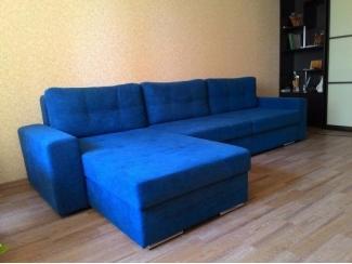 Угловой диван с оттоманкой - Мебельная фабрика «Уют»