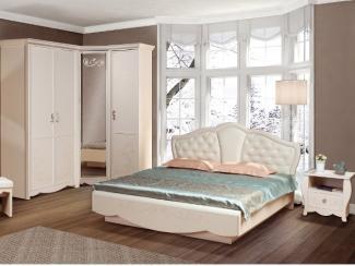 Спальня Каролина - Мебельная фабрика «Яна», г. Ростов-на-Дону