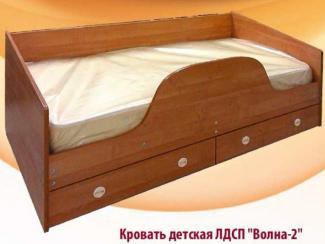 Кровать Волна-2