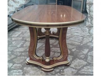 Овальный  стол - Мебельная фабрика «Шанс»