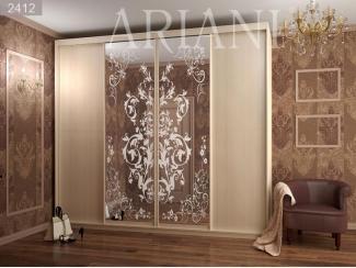 Вместительный шкаф-купе Ди Сопра  - Мебельная фабрика «Ариани»