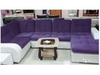 Модульный диван Комфорт - Мебельная фабрика «Мечта», г. Омск