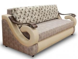 Прямой диван Люксор - Мебельная фабрика «Ваш Выбор»