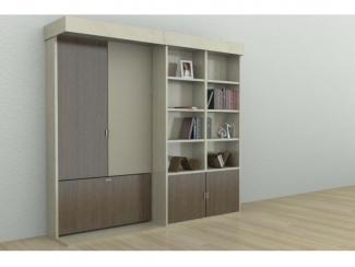 Стенка в малогабаритную комнату Belagio - Мебельная фабрика «SMARTI»