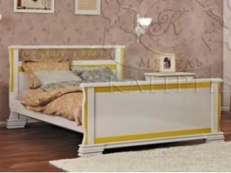 Кровать Версаль - Мебельная фабрика «Каприз»