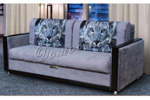 Диван прямой Лидер 21 тигр - Мебельная фабрика «Домосед», г. Кузнецк