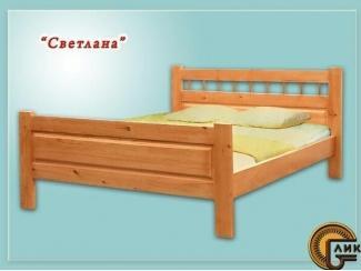 Кровать Светлана - Мебельная фабрика «Лик»