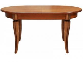 Стол обеленный  Валенсия 10А Береза - Мебельная фабрика «Пинскдрев»