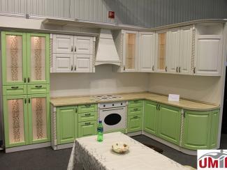 Мебельная выставка Краснодар:  Кухня угловая