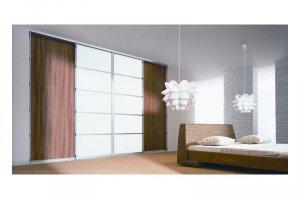 Встроенный Шкаф-купе в спальню - Мебельная фабрика «Командор»