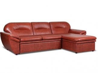 Угловой диван с оттоманкой «Соло»
