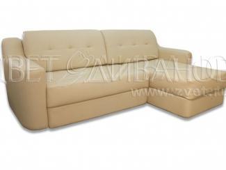 диван угловой Колизей кожа