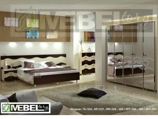 Спальня модульная Каролина 1 - Мебельная фабрика «MebelTory»