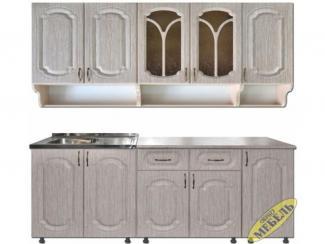 Кухня прямая 72 - Мебельная фабрика «Трио мебель»
