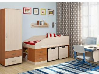 Детская комната  Легенда 8 - Мебельная фабрика «Деликат»