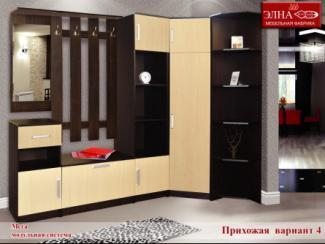 Прихожая Мега вариант 4 - Мебельная фабрика «Элна»
