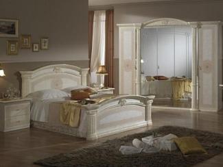 Спальный гарнитур «Евгения беж» - Оптовый мебельный склад «Дина мебель»