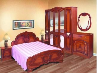 Спальня Карина 09 - Мебельная фабрика «Гар-Мар»