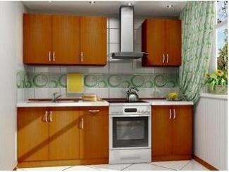 Небольшая кухня Карина  - Мебельная фабрика «Мебель Цивилизации»