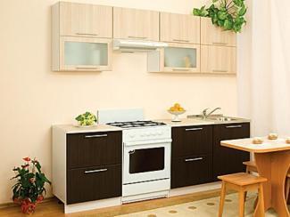 Кухонный гарнитур прямой Ректа  - Мебельная фабрика «Мебель плюс»