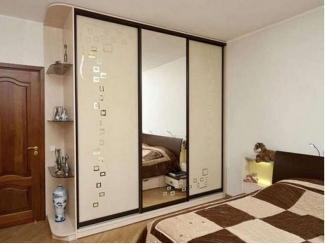 Шкаф-купе в спальню - Мебельная фабрика «ЛИЯ Мебель», г. Ульяновск